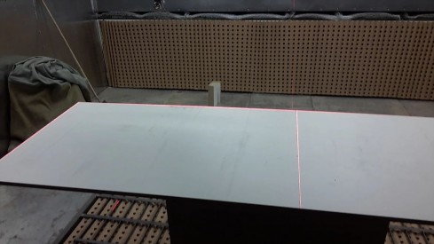 Робот для фасадов с загрузкой задания по сети